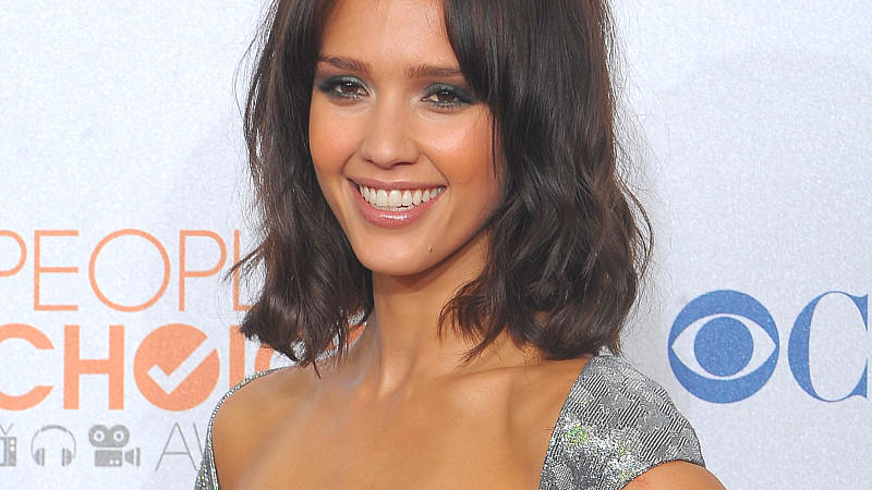 Jessica Alba: Cellulite? Kein Problem!