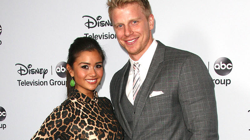 Catherine Giudici, Sean Lower, Bachelor
