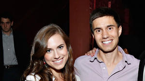 Allison Williams ist verlobt