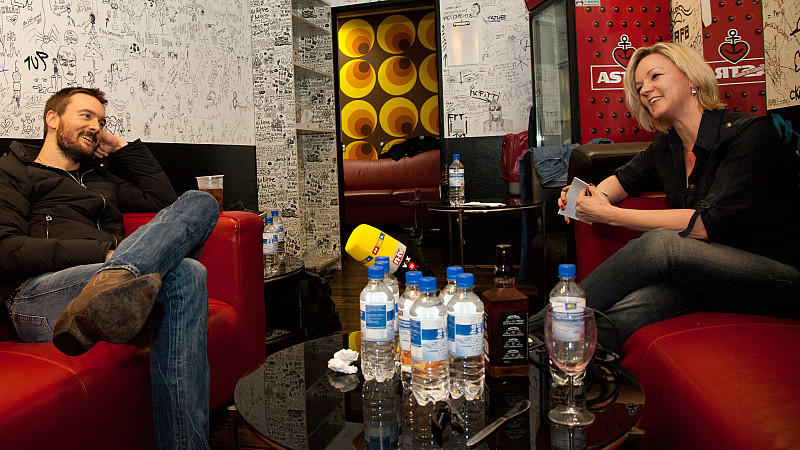 Eric Church im Interview