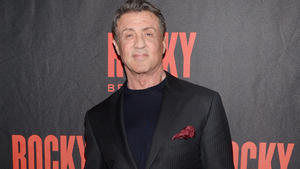 Sylvester Stallone: Stolz auf sein Musical 'Rocky'