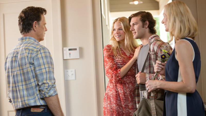 Alex Pettyfer und Gabriella Wilde in 'Endless Love'