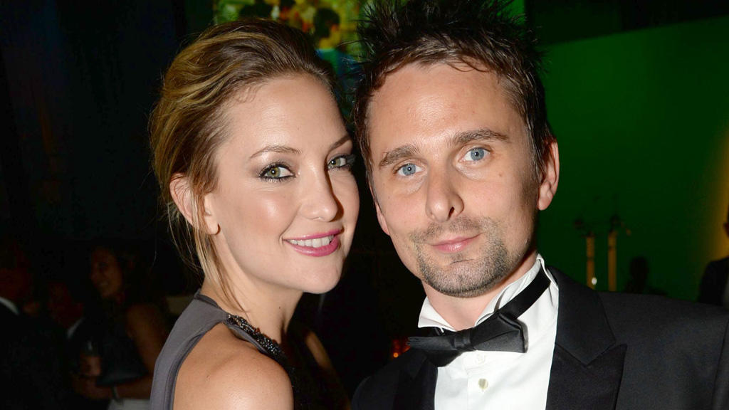 Kate Hudson und Matthew Bellamy