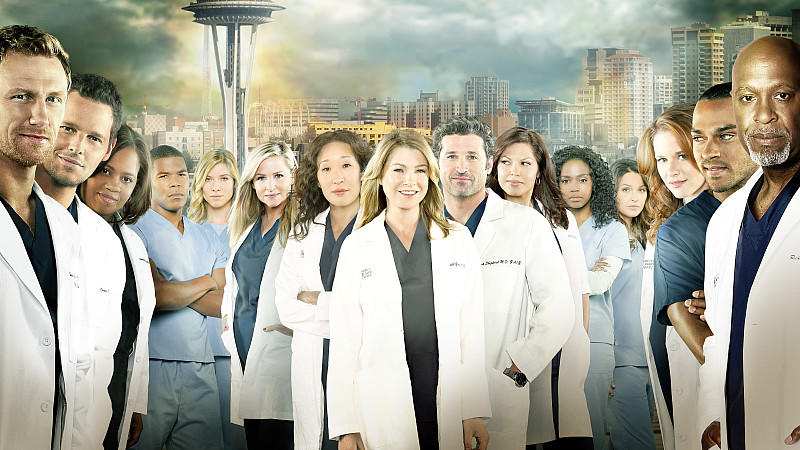 'Grey's Anatomy' Staffel 10