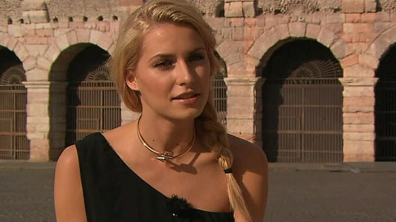 Lena Gercke liebt Nationalkicker Sami Khedira