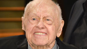 Mickey Rooney: Hollywood-Idol gestorben