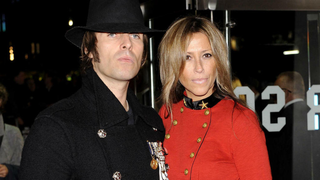 Liam Gallagher und Nicole Appleton