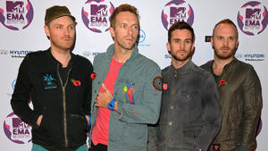 Coldplay: 'Ghost Stories' wird untypisch