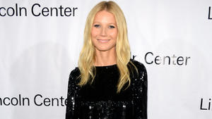 Gwyneth Paltrow: Chris, halt den Mund!