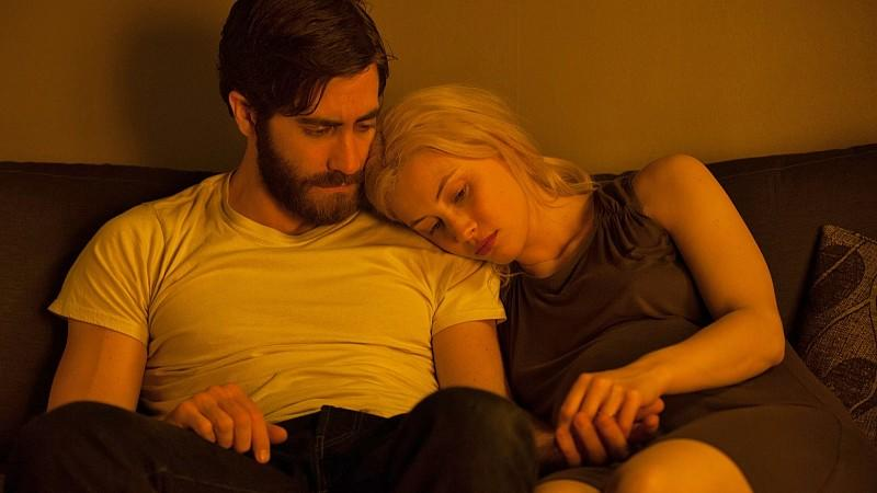 Jake Gyllenhaal und Sarah Gadon in 'Enemy'
