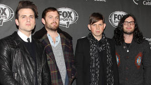 Kings of Leon: Keine Star-Produzenten