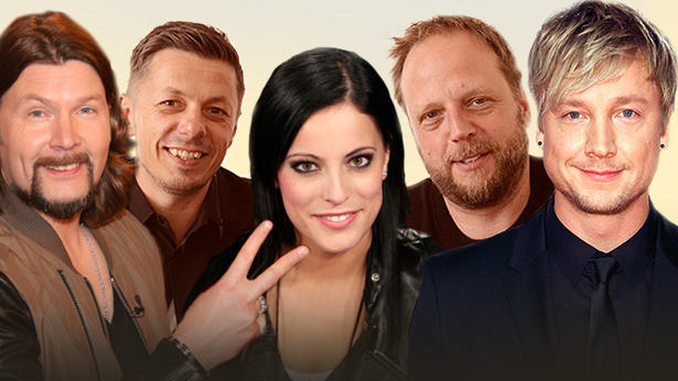 Die 'The Voice of Germany'-Jury steht fest.