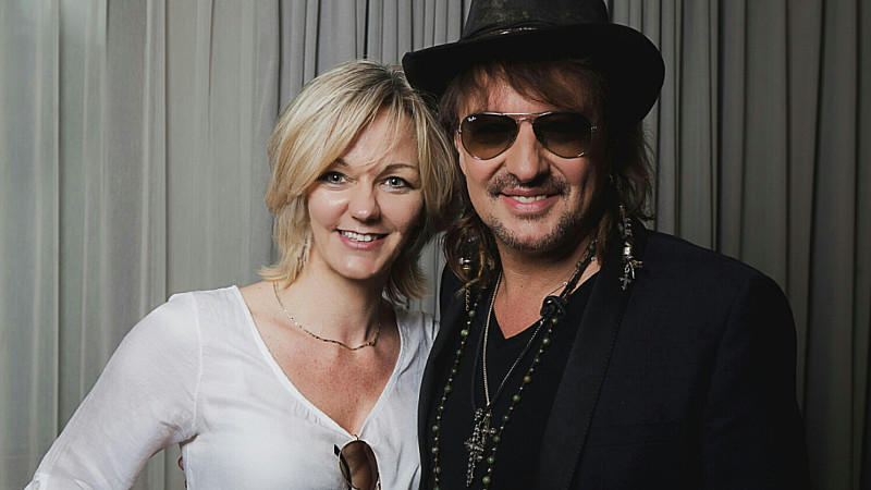 Richie Sambora im Interview
