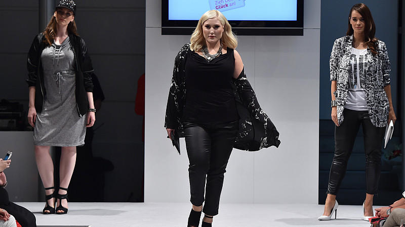 Hayley Hasselhoff auf Fashion Week