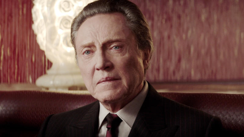 Christopher Walken in dem Musikfilm 'Jersey Boys'.