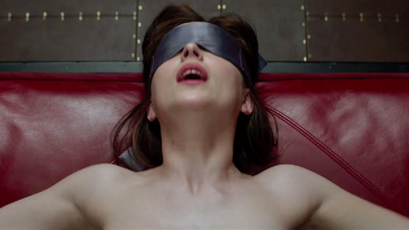 Dakota Johnson spielt in '50 Shades of Grey' Anastasia Steele