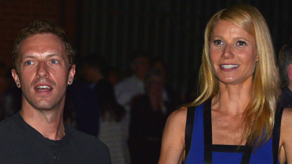 Chris Martin und Gwyneth Paltrow