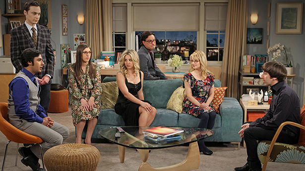 The Big Bang Theory Drehstopp für Staffel 8