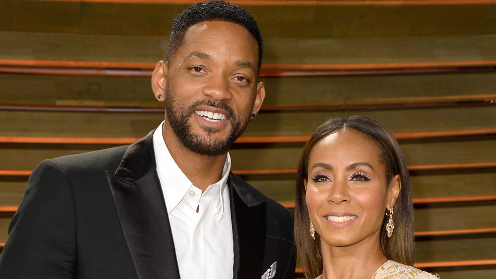 Jada Pinkett Smith und Will Smith