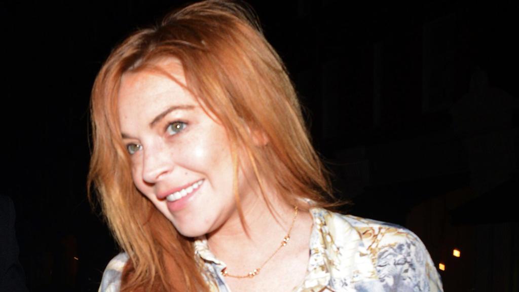 Lindsay Lohan: Die n&#... Lindsay Lohan Die