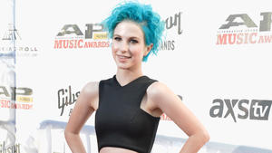 Hayley Williams will es allen zeigen