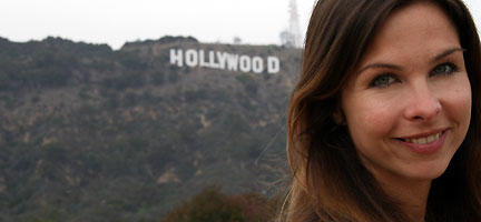 Hollywood-Blog on Tour: Als Angelina zur Hollywood-Party