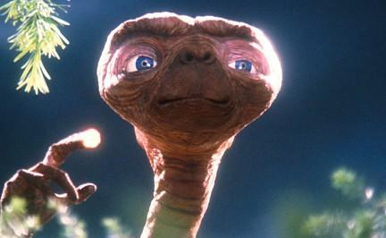 E.T. ist in Roswell zu Hause