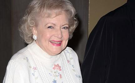 Happy Birthday, Betty White
