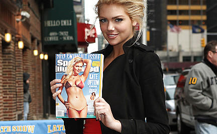 'Sports Illustrated Swimsuit'-Cover-Girl Kate Upton als 'billig' bezeichnet