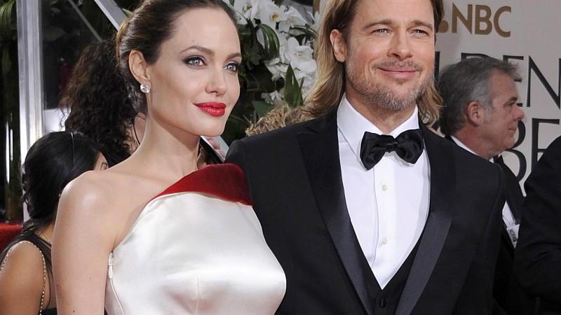 Angelina Jolie und Brad Pitt: So soll die Traumhochzeit abgelaufen ...
