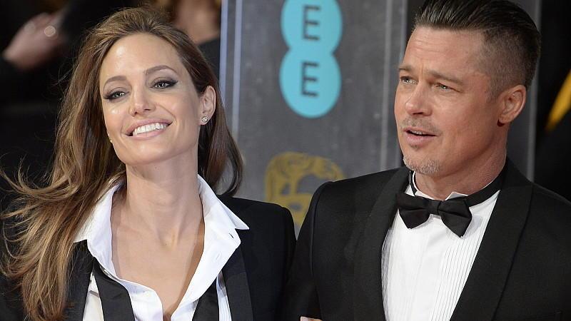 Jawort nach neun Jahren Beziehung: Angelina Jolie und Brad Pitt haben ...