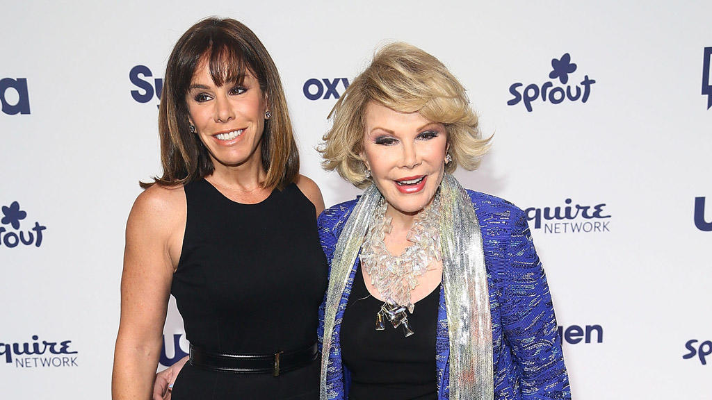 Melissa Rivers und Joan Rivers