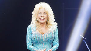 Dolly Parton: Voller Stolz