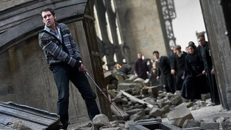Matthew Lewis spielt Neville Longbottom in den Harry-Potter-Filmen