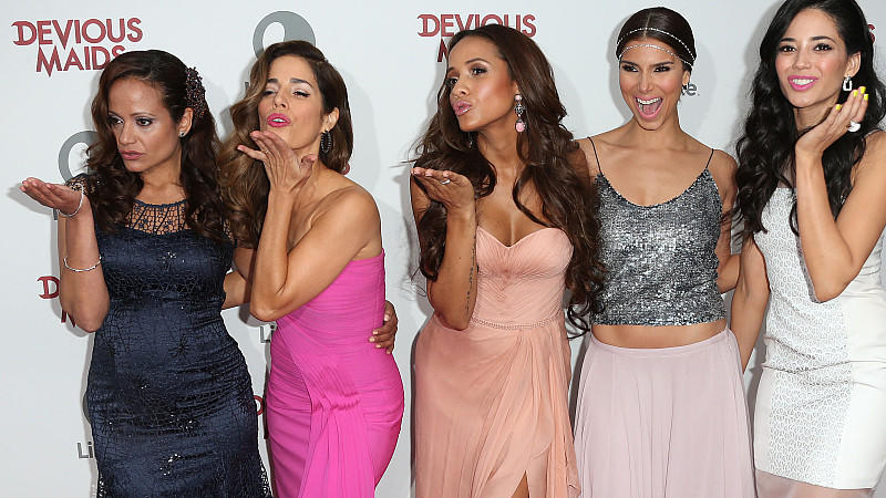 'Devious Maids': Die Macher von 'Desperate Housewives' starten mit neuer Serie