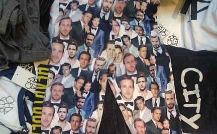 Alle wollen 'Celebrities All Over Me'-Leggings