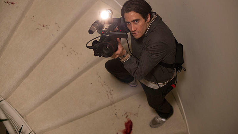 Jake Gyllenhaal in 'Nightcrawler'.