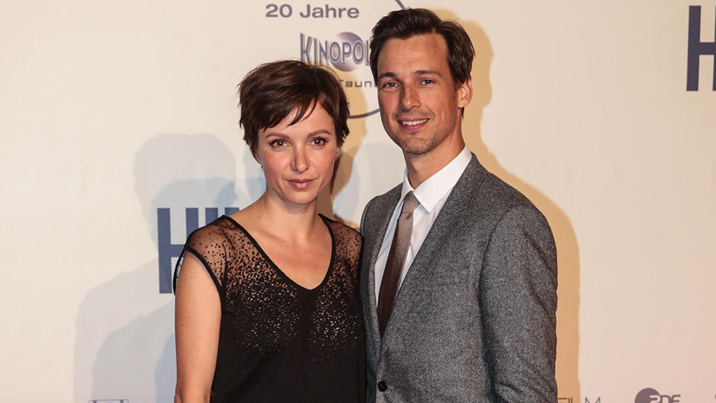 Florian David Fitz und Julia Koschitz
