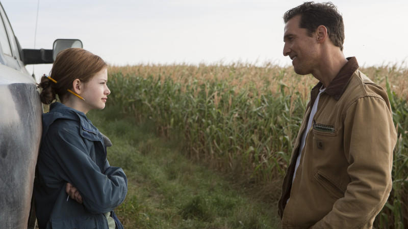 'Interstellar' mit Anne Hathaway und Matthew McConaughey: One-Way-Ticket ins All