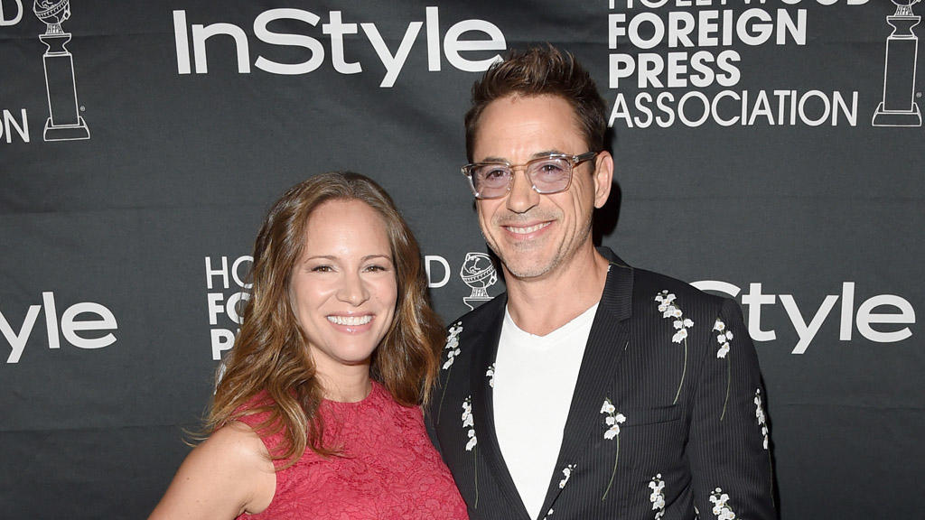 Robert Downey Jr. und Susan Downey