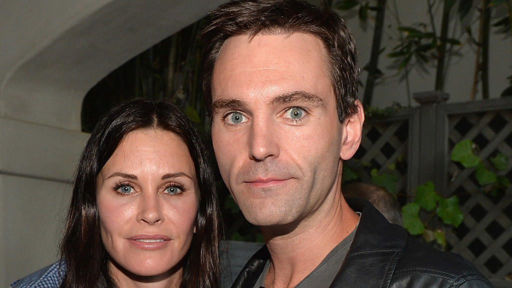 Courteney und Johnny