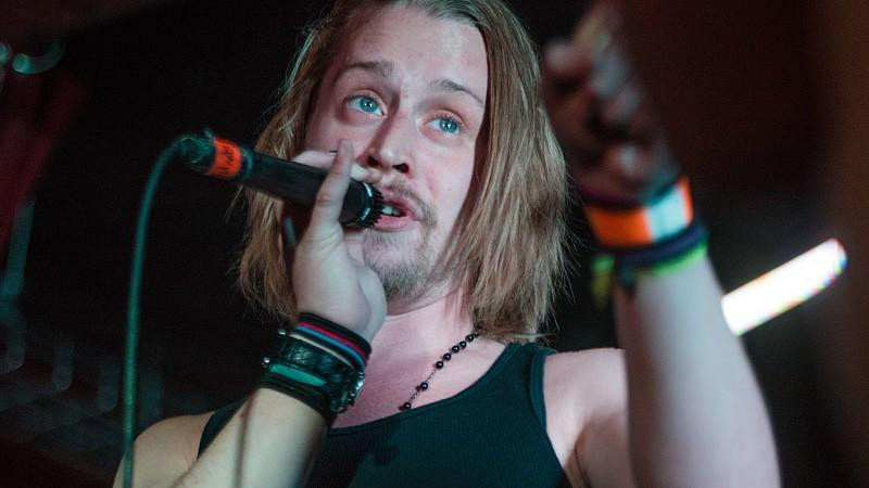 Macaulay Culkin tourt mit seiner Band 'The Pizza Underground'