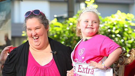 Hollywood-Blog June datet Kinderschänder - Sender stellt 'Honey Boo Boo'-Show ein