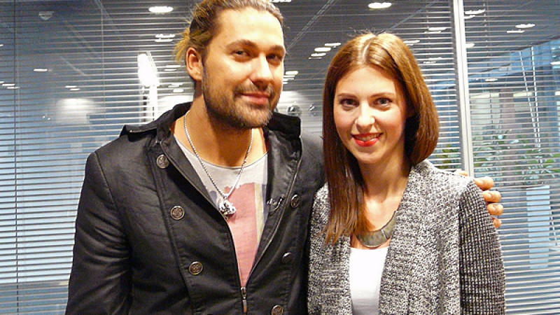 David Garrett im Interview mit RTL.de