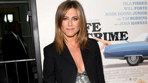 Jennifer Aniston: Sport-Auszeit