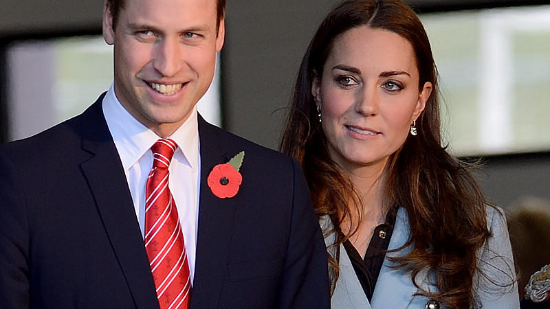 William und Catherine: Royaler Dresscode