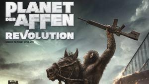 'Planet der Affen: Revolution'