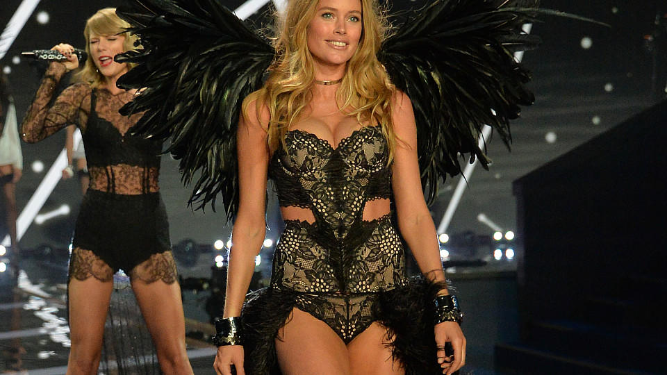 Die Victoria's Secret Fashion Show in London