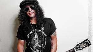 Slash im exklusiven Interview