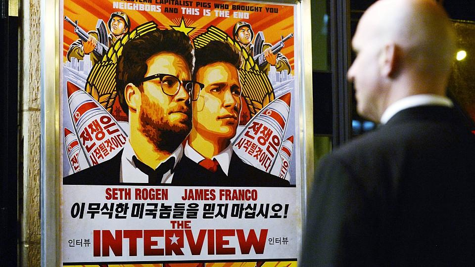 Hollywood-Blog, Seth Rogen, James Franco, The Interview